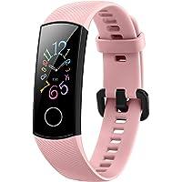 Honor Band 5 wasserdichter Bluetooth Fitness Aktivitätstracker mit Herzfrequenzmesser, AMOLED-Farbdisplay, Touchscreen…