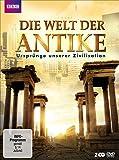 Die Welt der Antike - Ursprünge unserer Zivilisation [2 DVDs]