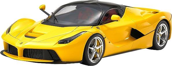 Tamiya LaFerrari Yellow Version scala 1:24 kit modellino statico da costruire