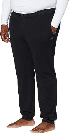 BOSS Mens Mix&Match Pants Logo Loungewear Trousers in Stretch Cotton
