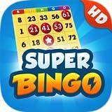 Super Bingo HD - FREE Bingo Games