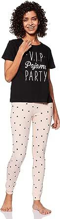 Amazon Brand - Eden & Ivy Women Pyjama Set