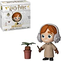 Funko- 5 Star: Harry Potter: Ron Weasley (Herbology) Collectible Figure, 37265, Multi, Taille Unique