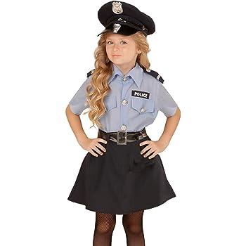 PICCOLI MONELLI Costume carabiniere Bimba 9 - 10 Anni Vestito ... 46be689d001b