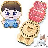 Boîte à dents pour enfants, Stockage à dents des enfants, Boîte de Rangement de Dents Les pour Enfants, Tooth Box, Organisate