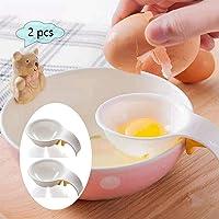 uovo separatore tuorlo d  39  uovo bianco filtro food grade uovo separatore uovo setaccio Kitchen gadget Cooking MUXI Tool Egg estrattore