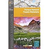 Parque Natural Posets Maladeta, mapa excursionista. Escala 1:25.000. Español, English, Français, Deustch. Alpina Editorial. (