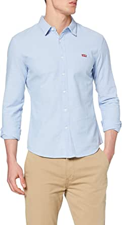 Levi's LS Battery HM Shirt Slim Camicia Uomo