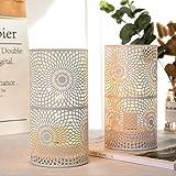 JHY DESIGN lampe de salon à poser de 2 lampes 19.5cm lampa de bureau sans fil de table lampe de chevet design led lampe a pos