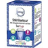 BE CUP - STERILISATEUR* COUPE MENSTRUELLE - stérilisateur coupe mensutruelle - confort et sécurité
