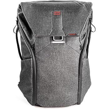 Peak Design Everyday Backpack Charcoal - Case 16  Amazon.co.uk ... 9ec70656fbe75