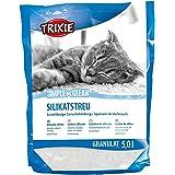 Trixie T4026 Wchłaniający Mocz Granulat dla Kotów, 2.2 kg/5 l