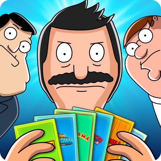 Animation Throwdown: Your Favorite Card Game