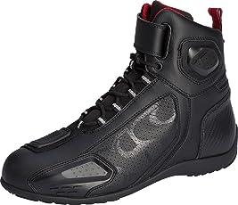 IXS X45405-003-44 Stiefel, Short Black, Größe 44