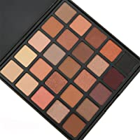 Start Makers Eyeshadow Palette Cosmetic Powder Makeup (Set of 25 Colour)