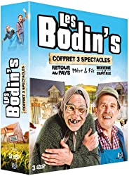 Bodins Spectacle-3 DVD