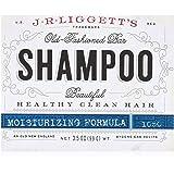 J.R. Liggett Bar Shampoo Moisturizing Hair Formula