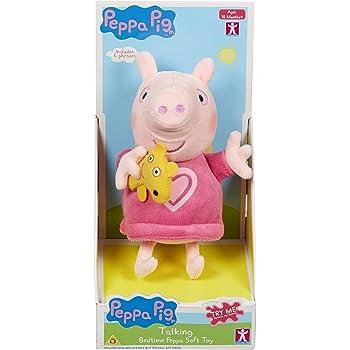 1af0966c618 Peppa Pig 6125 Talking Bedtime Peppa   George Assorted-Styles Vary
