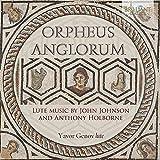 JOHNSON & HOLBORN: Orpheus Anglorum: Lute