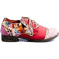 TMA Chaussures 5353 Femme | Chaussure de Femme à la Mode | Chaussures à Lacets | Cuir véritable | Plusieurs Couleurs…