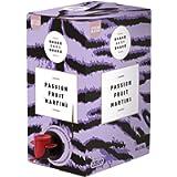 Shake Baby Shake Passion Fruit Martini, Cocktail Bag in Box, 2.25 Litre SBSPMB
