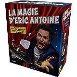 Megagic D'ERIC Coffret DE Magie Eric Antoine, EAC, Rouge