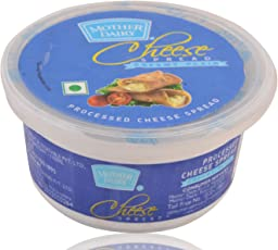 Mother Dairy Cheese Spread, 200g Pack