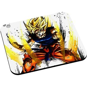 Tapis De Souris Dragon Ball Z Son Goku Amazon Fr Cuisine Maison