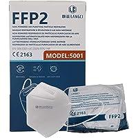 50 Mascherine FFP2 certificate CE sigillate singolarmente