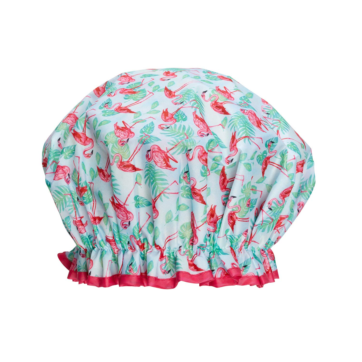 Bodylife Flamenco Flamingo Shower Cap