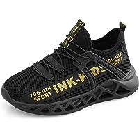 Bambini Sneakers Ragazzi Ragazze Tennis Scarpe Sportive Ttraspirante Leggero Casual Running
