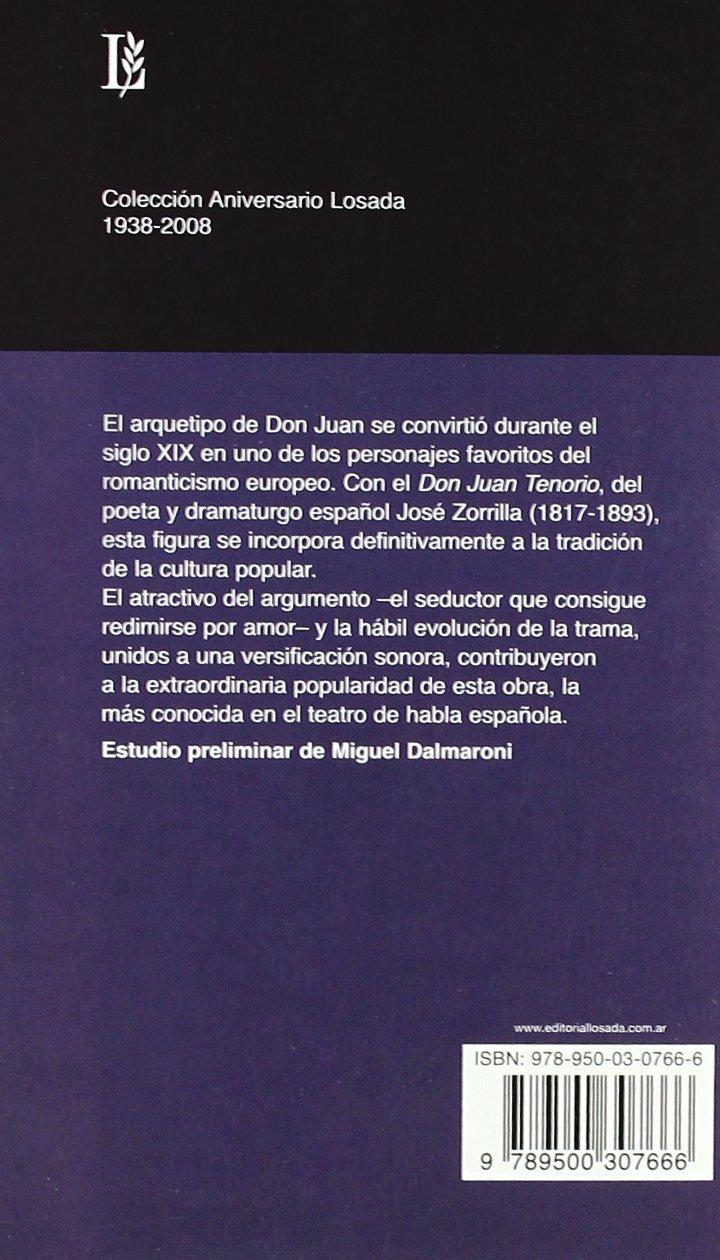 DON JUAN TENORIO Losada