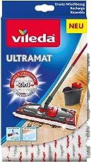 Vileda UltraMat Wischbezug - Passend Zum UltraMat System - Bekannt aus TV