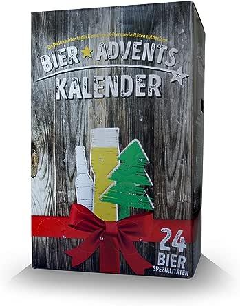 Bieradventskalender 24 Biere aus Sachsen inkl. Craftbeer