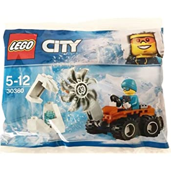 45682b1e70c8 LEGO 30360 City Arctic Ice Saw