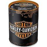 Nostalgic-Art 31001 Harley-Davidson Genuine Logo, de dosis