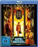 Hotel Artemis [Blu-ray]