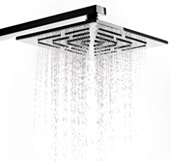 AAI Exclusive Stainless Steel Ss304 Amaze Shower 8X8 Inches
