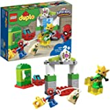LEGO DUPLO Spider-Man vs. Electro Building Blocks for Kids (29 Pcs)10893