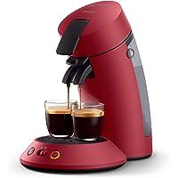 Philips Senseo CSA210/91 machine à café dosettes Original+, Rouge