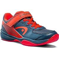 HEAD Sprint Velcro 3.0 JNR, Chaussures de Tennis Mixte Enfant