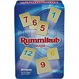 Rummikub In Travel Tin - The Original Rummy Tile Game by Pressman, Blue (B07GLGBW9X)