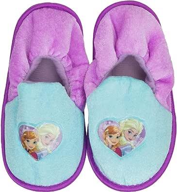 Frozen Hausschuhe Slipper Sneaker Mädchen Kindergarten