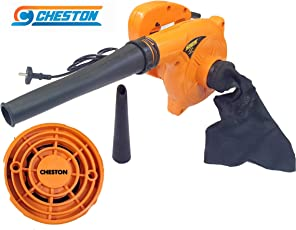 Cheston 600W || 80 Miles/Hour 17,000 RPM Electric Air Blower Dust PC Vacuum Cleaner