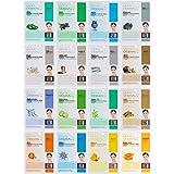 DERMAL 16 Combo Pack Collagen Essence gezichtsmaskerblad - De ultieme collectie voor elke huidconditie Dagelijkse huidproblem