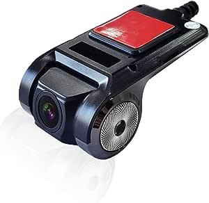 Atoto Ac 44p2 1080p Usb Dvr On Dash Kamera Elektronik