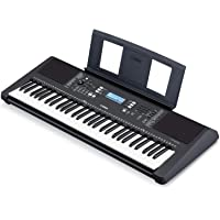 YAMAHA PSR-E373 61-Keys Portable Keyboard
