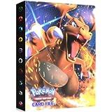 Raccoglitore Porta Compatibile con carte Pokemon, album Compatibile con carte Pokemon GX, album di carte da collezione…