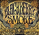 Blackberry Smoke: Leave A Scar - Live In North Carolina (Double Vinyl Gatefold, Black) [Vinyl LP] (Vinyl)