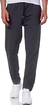 Smith & Solo Pantalon de jogging pour homme – Jogging pour homme – Mode | Coton Garçon Slim Fit Pantalon de loisirs | Pantalon de sport – Pantalon d'entraînement |